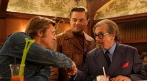 Once upon a time in Hollywood Al