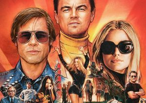 Once upon a time in Hollywood all