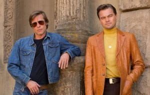 Once upon a time in Hollywood Leo Brad