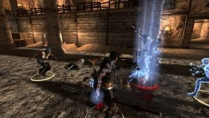 Dragon Age II - fight 2