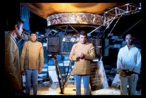 Star Trek: Film voyager