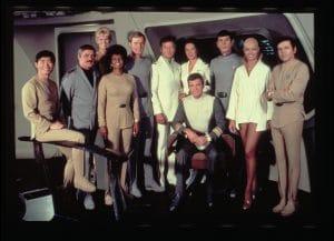 Star Trek: Film crew