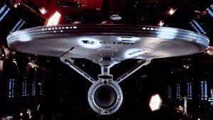 Star Trek: Film Enterprise dock