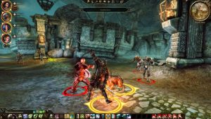 Dragon Age: Origins gameplay