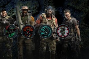 Ghost Recon Breakpoint povolani