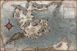 Jared Blandov map