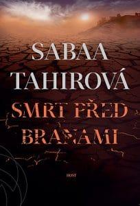 Sabaa Tahir: Smrt před branami obalka