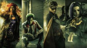 Titans; 1. série green