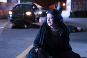 Titans; 1. série Rachel
