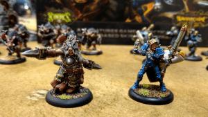Warhammer figurky
