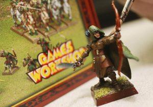 Warhammer lukostrelec