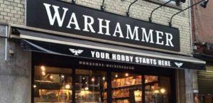 Warhammer prodejna