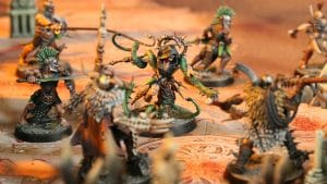 Warhammer miniatury