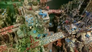 Warhammer table