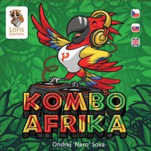 "Ondřej ""Nero"" Sova: Kombo Afrika obalka"
