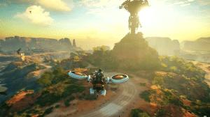 Rage 2 dron
