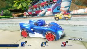 Team Sonic Racing character 2