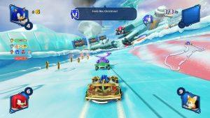 Team Sonic Racing zavod