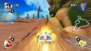 Team Sonic Racing zavod 2