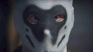 HBO Watchmen maska