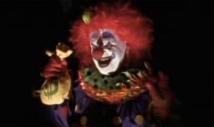Are You Afraid of the Dark? klaun