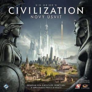 Sid Meier's Civilization: Nový úsvit krabice
