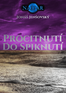 Jonáš Jenšovský: Procitnutí do spiknutí obalka 2