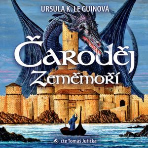 Ursula K. Le Guinová: Čaroděj Zeměmoří audio