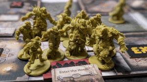 Zombicide: Zelená horda figurky