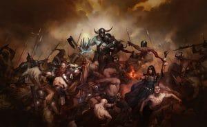 Diablo IV art