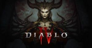 Diablo IV cover