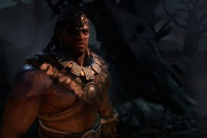 Diablo IV barbar