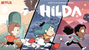 Luke Pearson: Hilda Netflix