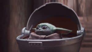 The Mandalorian 3 Baby Yoda
