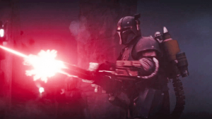 The Mandalorian 3 fight