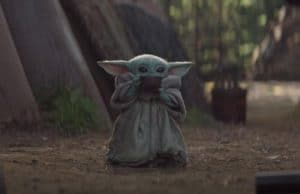 The Mandalorian 4 Baby Yoda