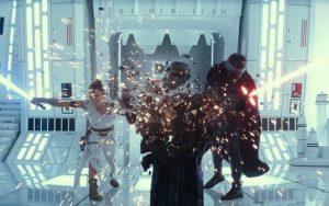 Star Wars: Vzestup Skywalkera / The Rise of Skywalker inside