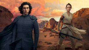 Star Wars: Vzestup Skywalkera / The Rise of Skywalker Kylo Rey