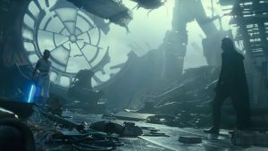 Star Wars: Vzestup Skywalkera / The Rise of Skywalker Kylo Rey 2