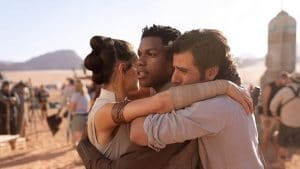Star Wars: Vzestup Skywalkera / The Rise of Skywalker Dameron Finn Rey