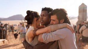 Star Wars: Vzestup Skywalkera / The Rise of Skywalker Dameron Finn Rey