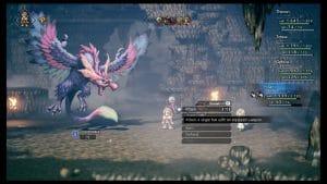 Octopath Traveler phoenix