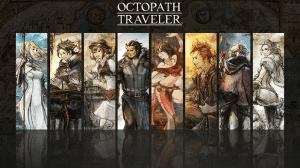 Octopath Traveler group