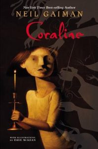 Neil Gaiman: Koralina kniha