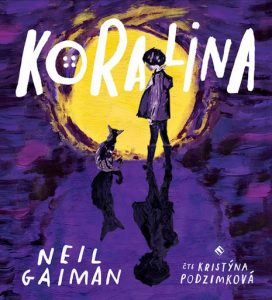 Neil Gaiman: Koralina audio