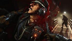 Wolfenstein: Cyberpilot nazi