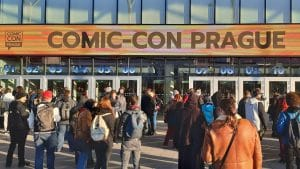 Comic Con Prague 1