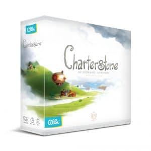 Jamey Stegmaier:Charterstone krabice