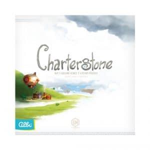 Jamey Stegmaier:Charterstone front