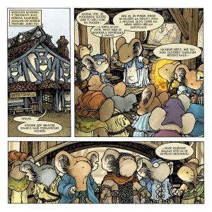 David Petersen: Legendy o Myší hlídce: Kniha druhá 1